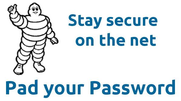 password padder