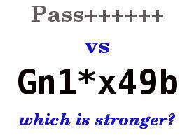 password padding